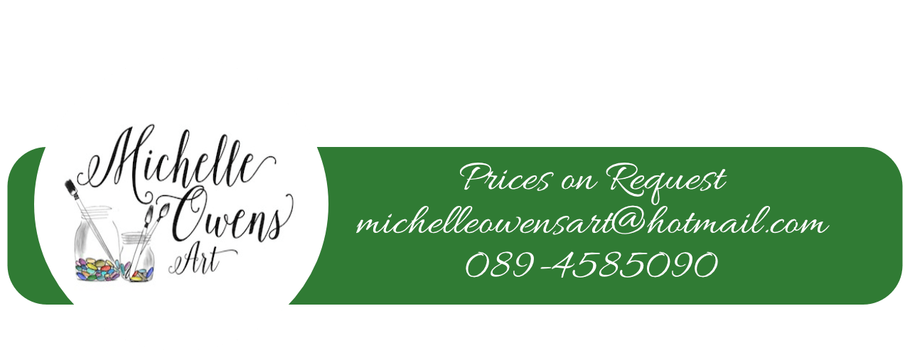 stones michelle owens art
