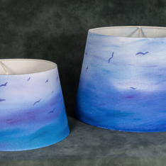 LAMP SHADES FROM MICHELLE OWENS ART